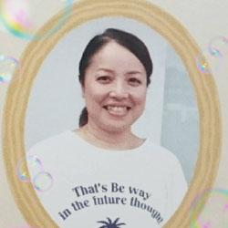 岸田綾-アロタイ・インストラクター